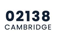 Cambridge Office Zip Code