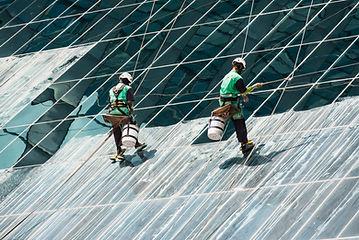 limpadores de janelas