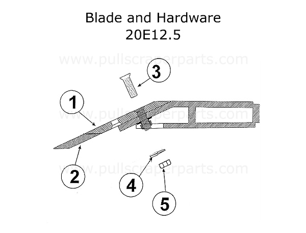Blade & Hardware for Reynolds 20E12.5.pn