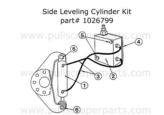 Side Leveling Cylinder Kit 1026799.png