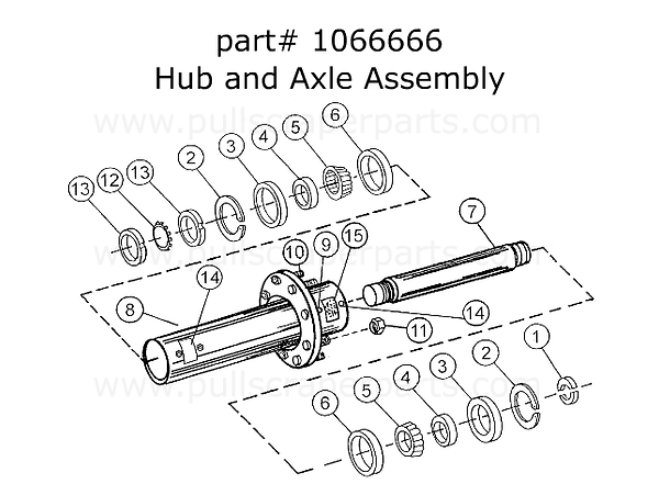 Hub & Axle Assembly 1066666.png