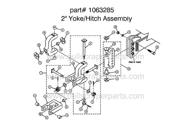 Part  1063285 2 Yoke & Hitch Assembly.pn