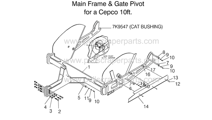Main Frame & Gate Pivot cepco 10ft.png