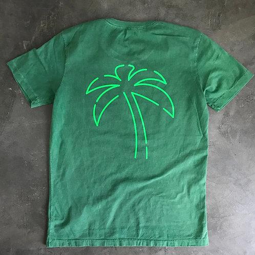TEE SHIRT STONE PALM TREE