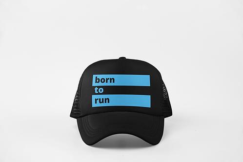 Born to Run - Black & Blue