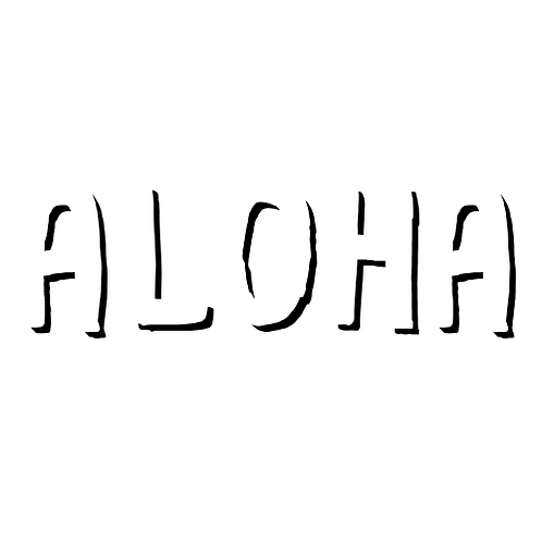 ALOHA SOMBRA