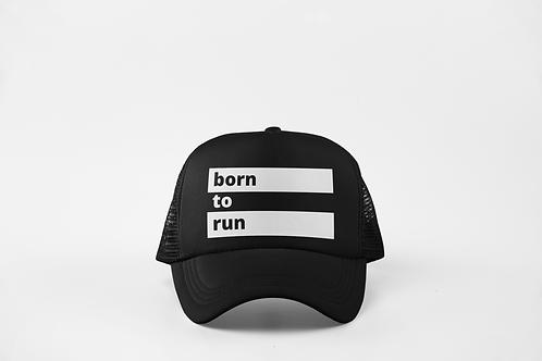 Born to Run - Black & White