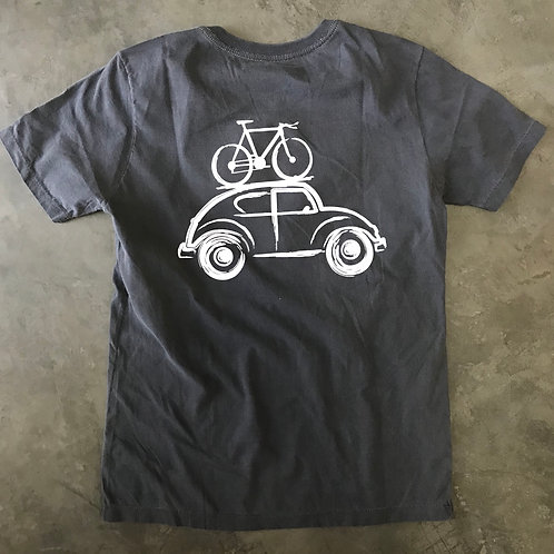 TEE SHIRT STONE FUSCA+BIKE