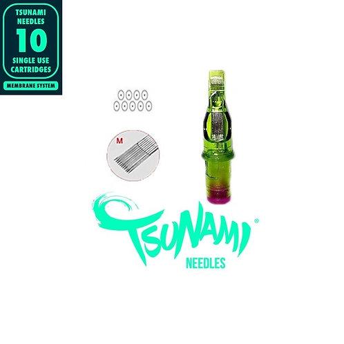 17M Tsunami Needles Magnum 10unid