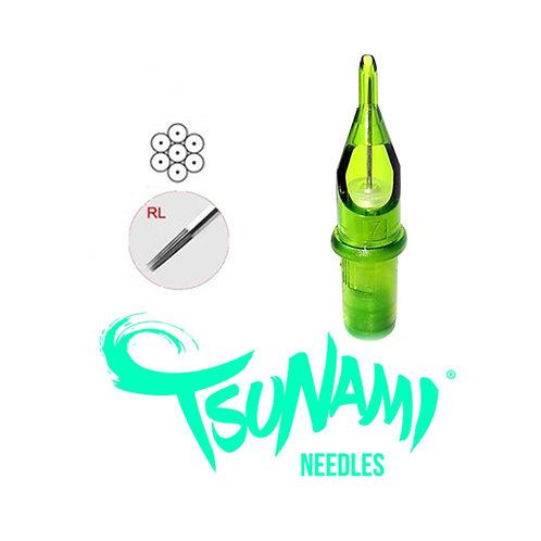7RL Tsunami Needles Round Liner