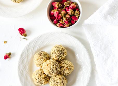 5-Ingredient Date Peanut Laddu (Truffle)