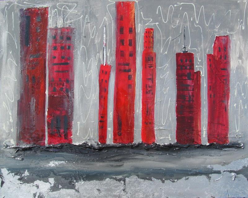 La ville vivante acrylique 24x30.jpg