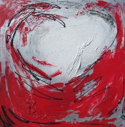 Ma vie dans l'amour acrylque 40x40 vendu.jpg