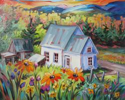 Les couleurs de Charlevoix huile           24x36           vendu.jpg