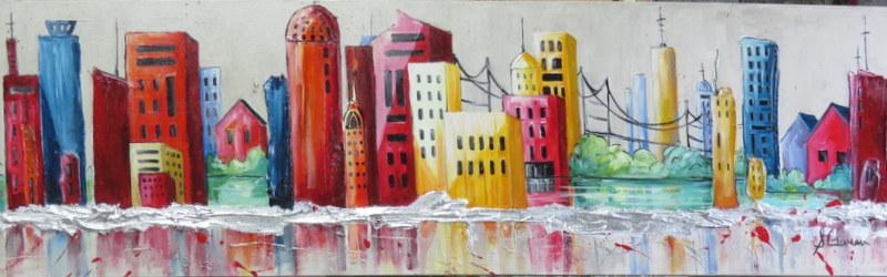 La ville en folie