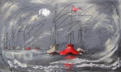 Le trio des mers