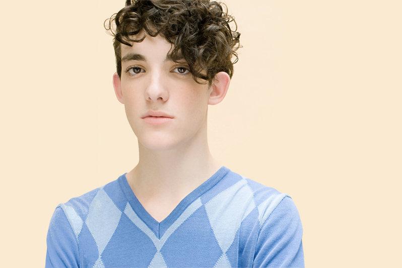 Boy's Haircut - Age 13-18