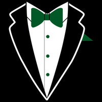 Tuxedo with Soft Colors