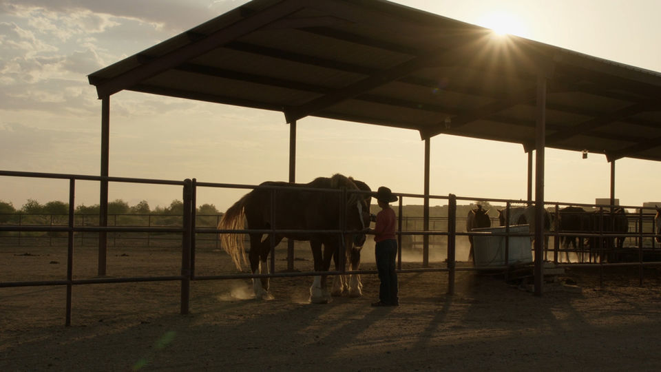 American Express Travel - A Cowboy's Classroom