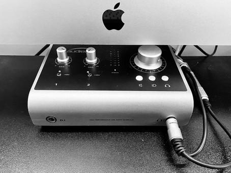 Studio Tour - Day Two - Audio Interface