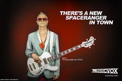 New Spaceranger in Town