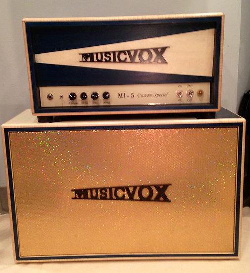 Musicvox Custom 30 Watt Class A Hand Wired