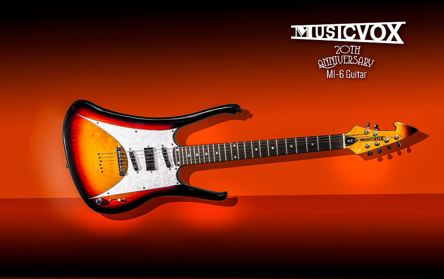 MI-6 Guitar