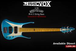 mI6  blue bass  banner