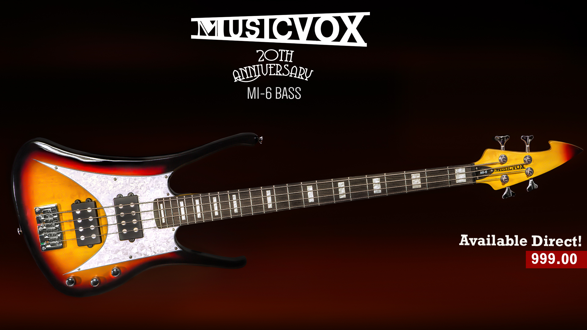 MI-6 bass 1080 extra