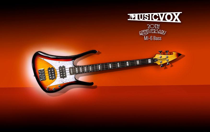 MI-6 Bass