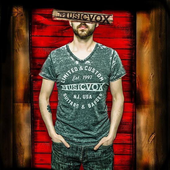 Musicvox Limited Custom T- Shirt