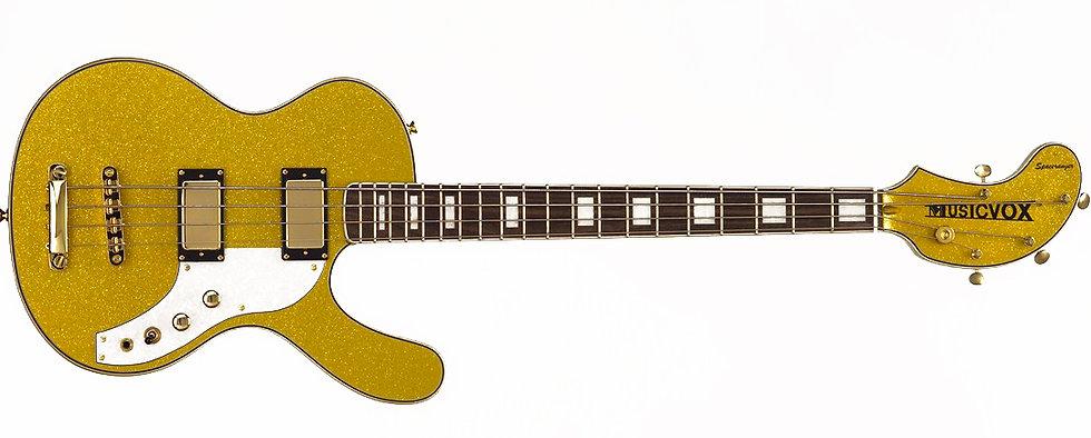 Gold Super Sparkle Spaceranger Bass