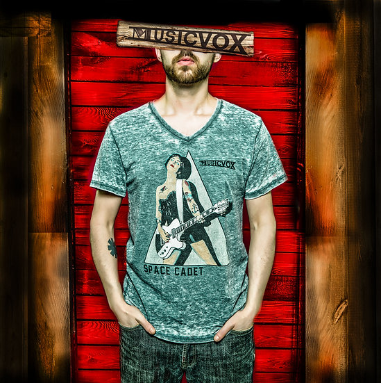Musicvox Space Cadet T-Shirt