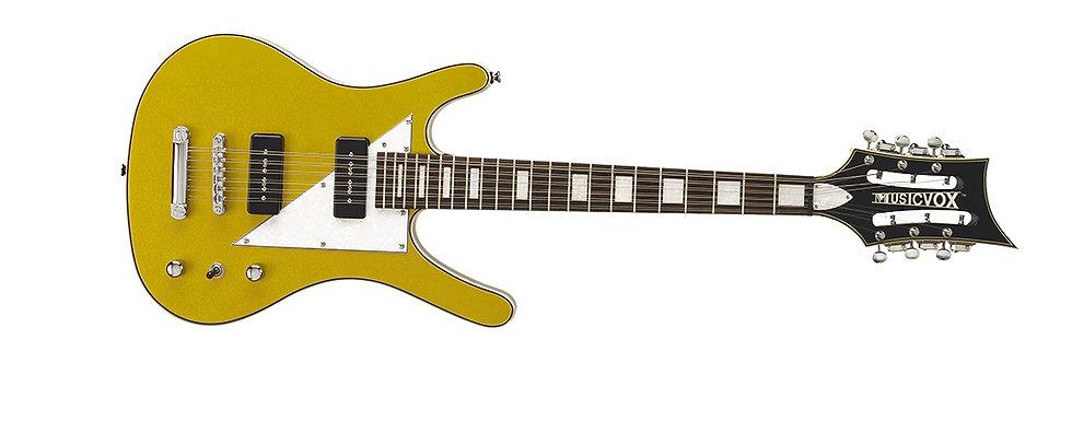 Limited Gold Sparkle MI-5 12 String Guitar