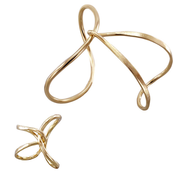1522 ring $18,00 / 4478 bracelet $28,50