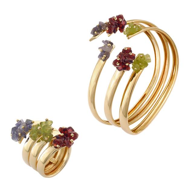 1136 ring - $20,63  / 4208 bracelet - $10,13 (each)