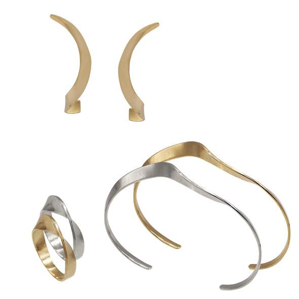 7727 earrings $14,67 / 1587 ring $12,81each / 4505 bracelet  $21,56each
