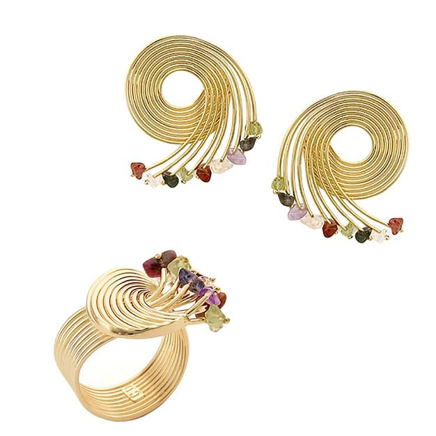 1236 ring-$26,63 / 2681 earrings-$16,13