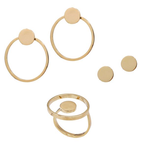 1590 ring $18,43 / 7732 earrings $16,25