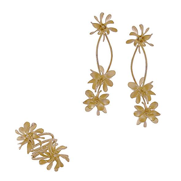 1369 ring $23,63 / 7069 earrings $24,75