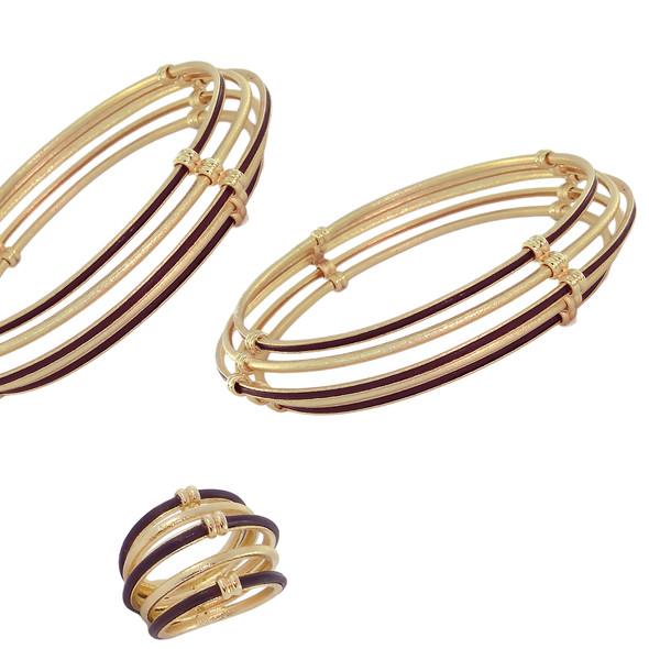 1288 ring $21,38 / 4295 bracelet $46,88