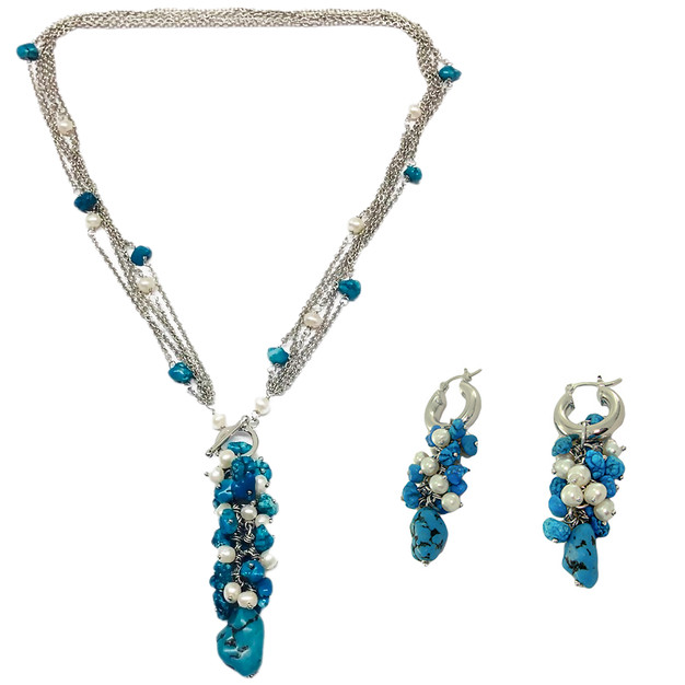 3351R necklace $38,25 / 2633R earrigns $26,63
