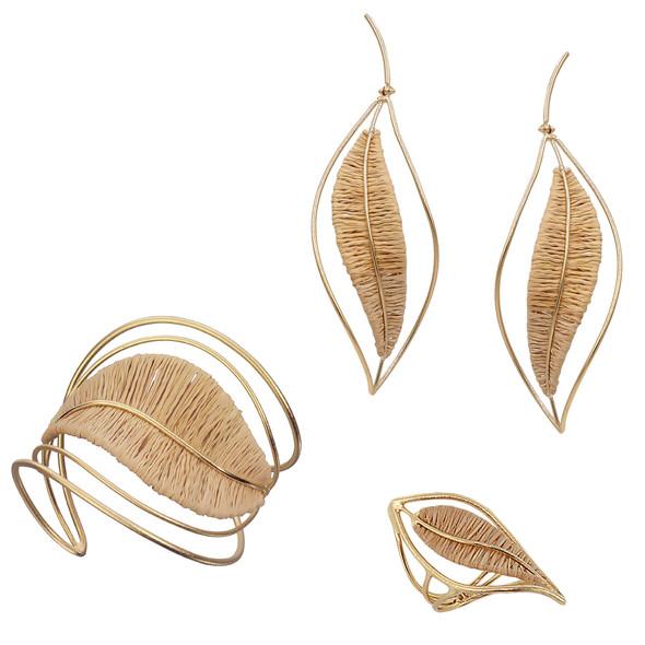 1264 ring $16,12 / 2825 earrings $19,12 / 4279 bracelet $48,75