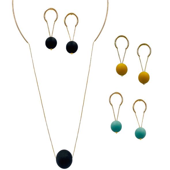 3965 necklace $23,70 / 7718 earrings $10,94