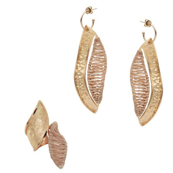 1293 ring $21,75 / 2960 earrings $34,00
