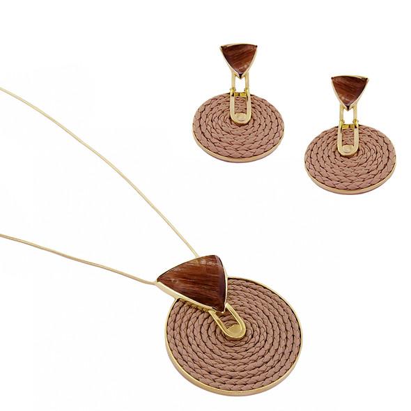 3564 necklace $54,38 / 2104 earrings $49,12