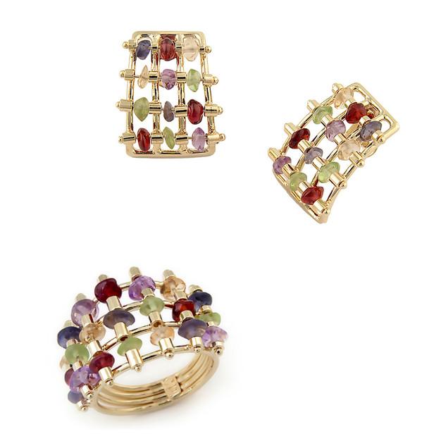 1083 ring - $23,25 / 2310 earring - $24,38