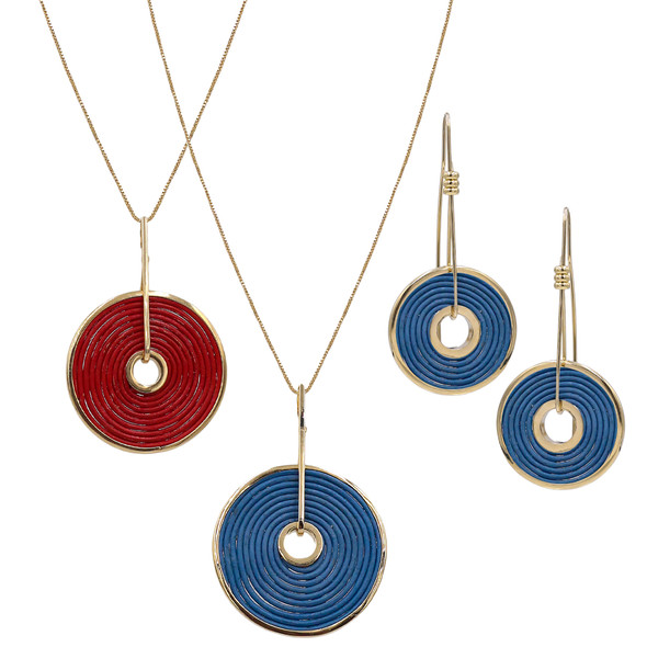 2878 earrings $24,38 / 1292 ring $28,50 / 3477 necklace $38,25