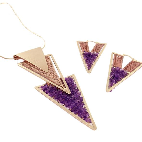 3519 necklace $51,00 / 2002 earrings $33,00
