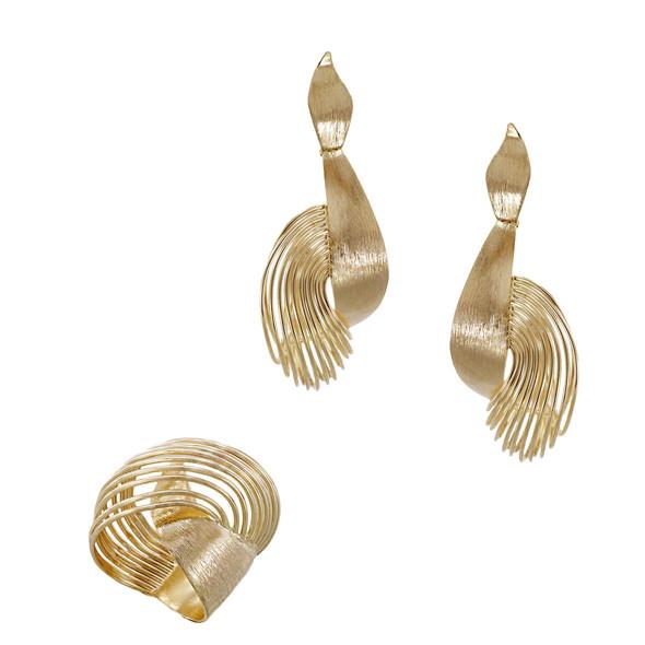 1521 ring $22,50 / 7479 earrings $28,50